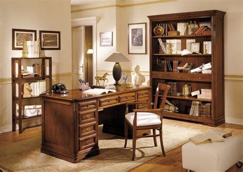 Librerie Come Elemento Divisorio by Zona Studio In Stile Classico Dane Mobili