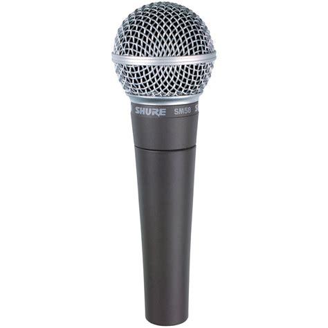 Shure Sm58sm58 Lc Vocal Microphone Original Shure Sm58 Lc Vocal Microphone