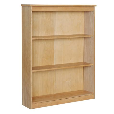 hamilton low wide bookcase hm718 13957 furniture in fashion