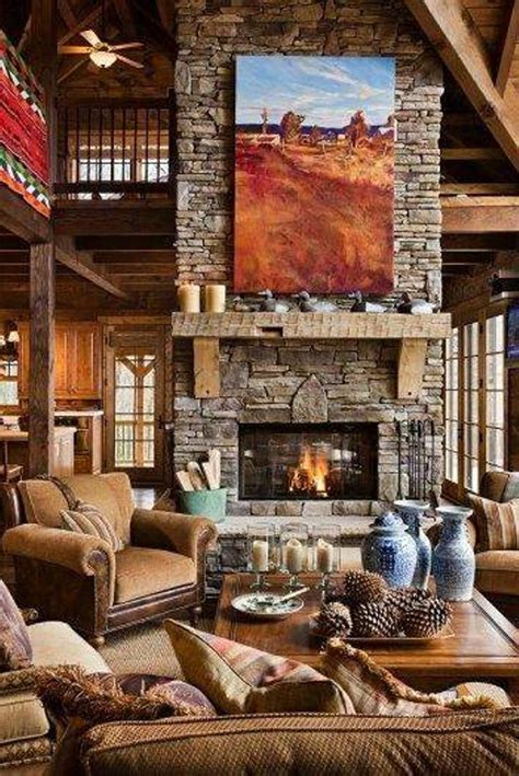 rustic interior design   home  wow style