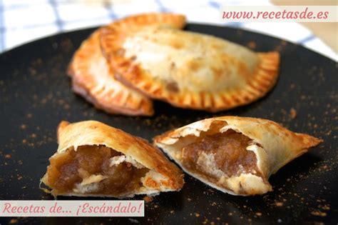 manzana galletas rellenas fruta galletas de manzana apple pie cookies empanadillas rellenas de manzana y nueces recetas de