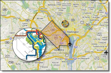 Arlington Va Search Arlington Virginia Wmata Arlington Virginia Access Metro Arlington Virginia Homes