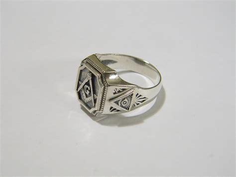 sterling silver masonic ring ultrasrings en