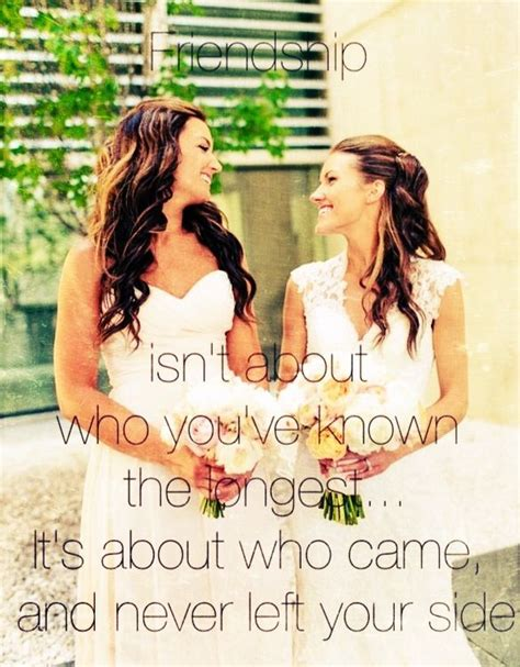 Wedding Quotes On Friendship by Best Friend Wedding Day Quote Quotes