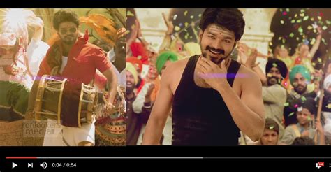 download mp3 from mersal movie aalaporan tamizhan here s the first song from vijay s