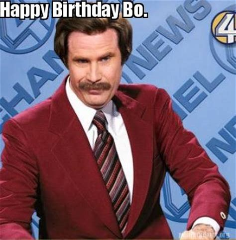 Happy Birthday Meme Creator - meme creator happy birthday bo meme generator at