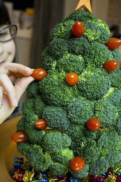 broccoli xmas tree transitionyarra