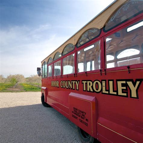 Door County Trolley Tours by 1000 Images About Door County Community On