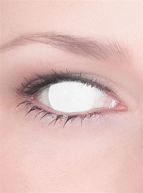 25 best ideas about white contact lenses on