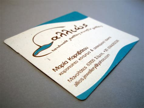 Business Cards For Handmade Crafts - business cards part 05 on behance