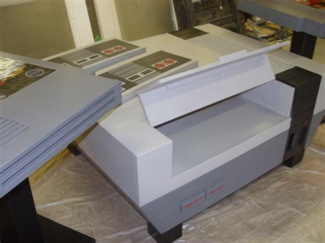 Nes Coffee Table with Nes Coffee Table And Cartridge End Tables