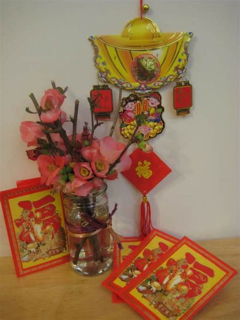 chinese new year home decorations chinese new year decorating ideas family holiday net