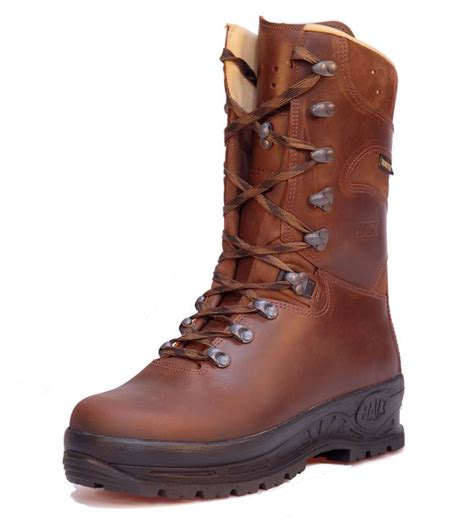haix montana goretex leather walking boot ebay