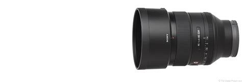 Sony Fe 85mm F 1 4 Gm Lens Hitam sony fe 85mm f 1 4 gm lens product images