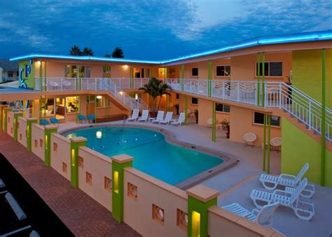 Oasis Apartments Clearwater Fl Frenchy S Oasis Motel Clearwater Florida Hotel