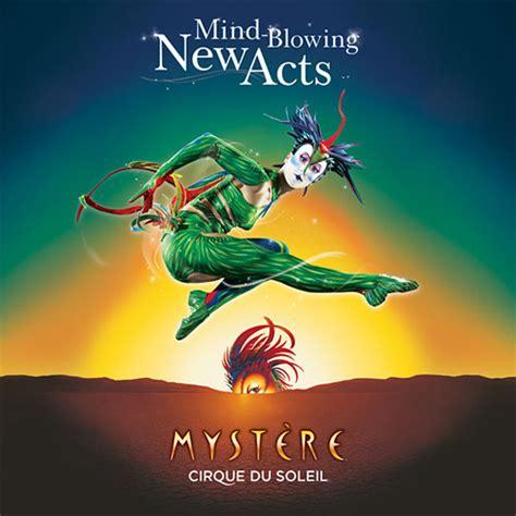 best cirque du soleil in las vegas mystere by cirque du soleil tickets las vegas nv