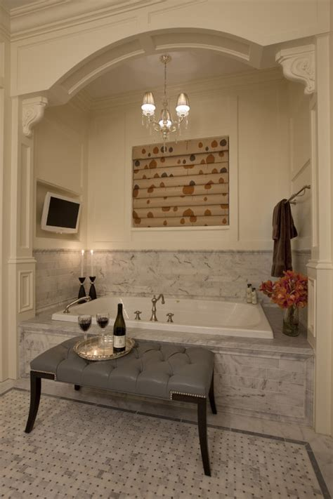 my houzz tv show is a tv in the bathroom much