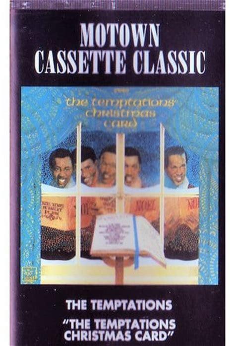 the temptations christmas card cassette 1992 motown