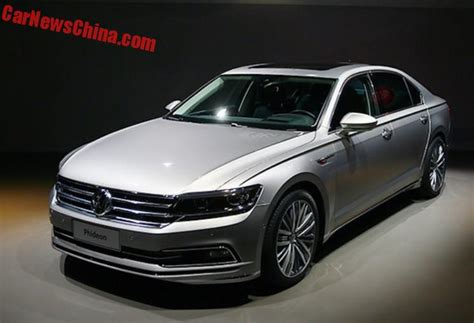 volkswagen china volkswagen phideon archives carnewschina com