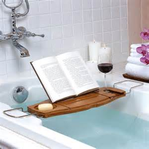 Bathtub Supplies Relax While Bathing With Aquala Bathtub Caddy Modern