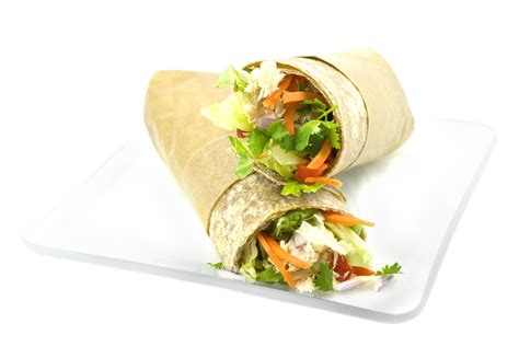 Fresh Sugar Wrap Up by Clean Up Your Diet Custom Build A Healthy Meal From
