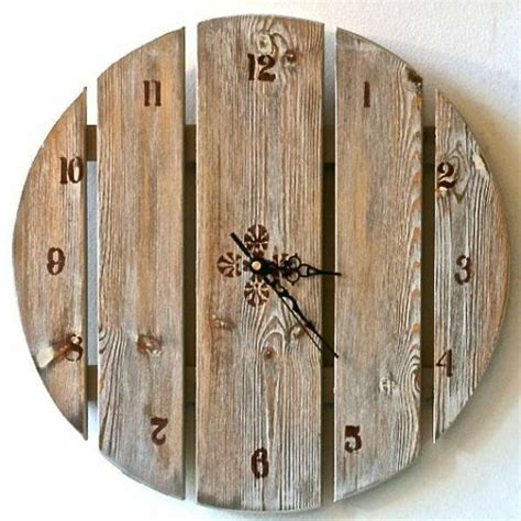 wooden clocks wall clock made of wood fantastic exles room