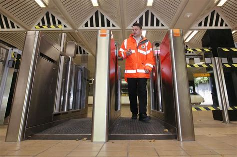 Nexus Background Check Tyne And Wear Metro Barriers Introduced In Fight Against Fare Dodges Chronicle Live