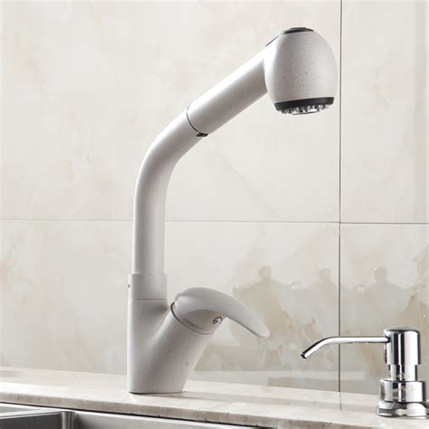kitchen faucets online buy angeline deck mount pull out kitchen faucet online