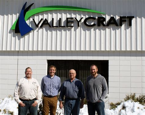 valley craft engineers custom cabinet manipulator   motor control system supplied