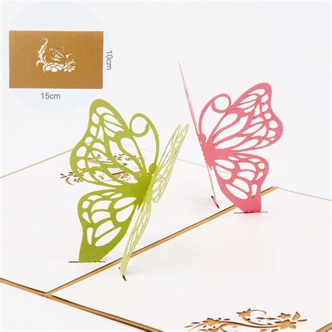 Origami And Kirigami - aliexpress buy butterflies kirigami origami paper