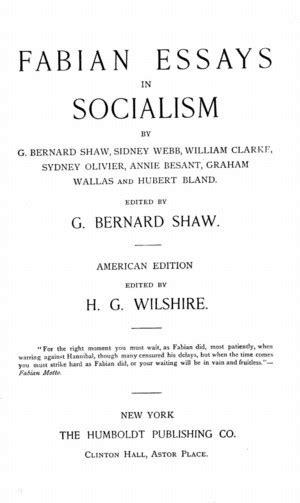 Julius Nyerere Ujamaa Essays On Socialism Pdf by Essays On Socialism Fabian Essays In Socialism George Bernard Shaw Calculation And Coordination