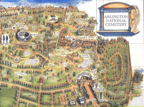 arlington national cemetery map 25 trending arlington cemetery map ideas on arlington virginia dc museum hours and