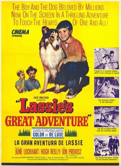 filme schauen the greatest showman lassies gr 246 223 tes abenteuer film 1963 filmstarts de
