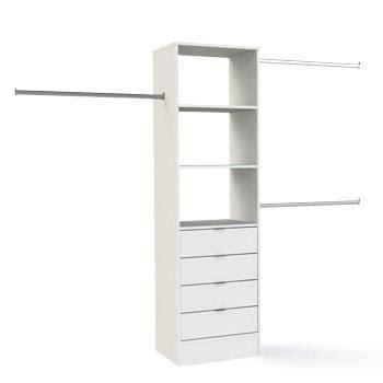 Wardrobe Interior Fittings Uk by Wardrobe Interiors Fittings Storage Solutions Spaceslide