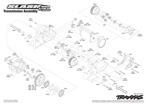 traxxas slash diagram traxxas slash 2wd parts diagram pdf phillyfilecloud