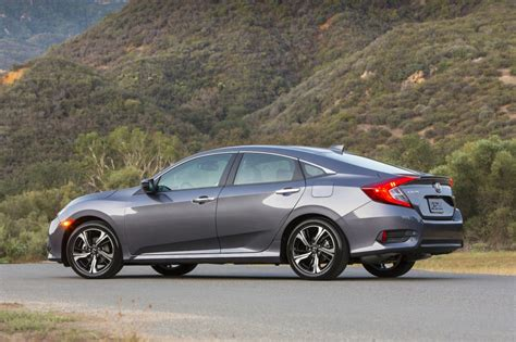 honda civic 2016 sedan 2016 honda civic first drive