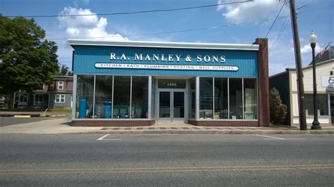 Manley Plumbing by Manley R A Sons Plumbing 1463 N St Palmer Ma