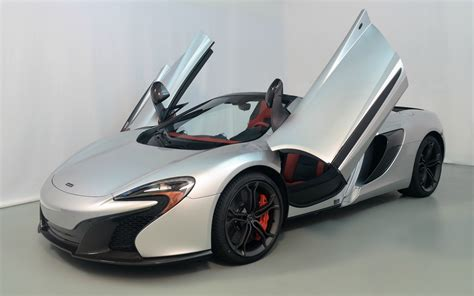 2016 mclaren 650s spider for sale in norwell ma 006219