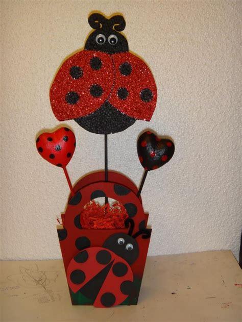 Ladybug Baby Shower Centerpieces by Ladybug Balloon Centerpieces Ladybug Centerpieces