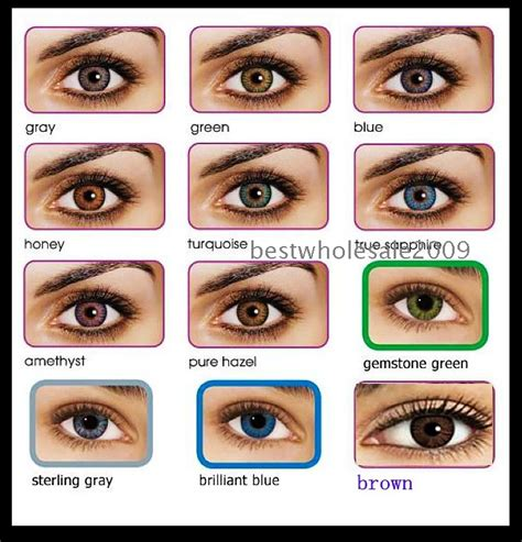 where to buy colored contacts in stores mix 50 pairs pieces freshlook color contact wholesale