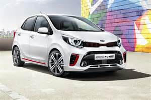 Picanto Kia New Kia Picanto V3 0 Meet Korea S Slickest City Car Yet
