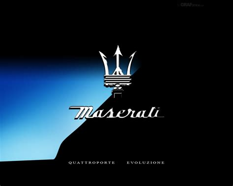 maserati logo white maserati logo wallpaper download hd wallpapers