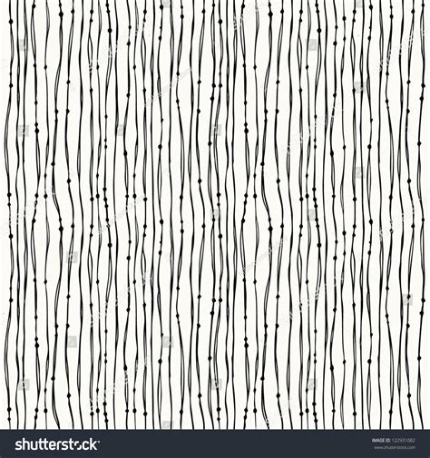 texture pattern line seamless black white abstract hand drawn stock vector