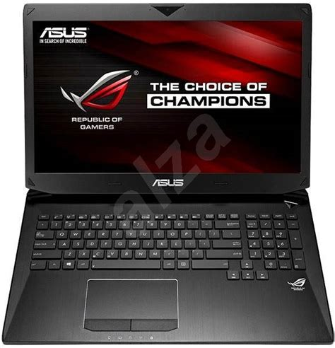 Notebook Asus Rog G750jz T4180h asus rog g750jz t4097h black notebook alzashop