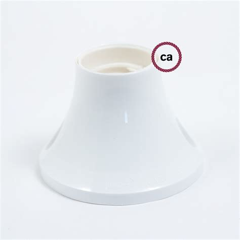 wall light source white thermoplastic
