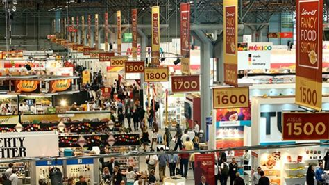 Food Show 2 by Fancy Food Show In New York Shapes Gourmet Trends The