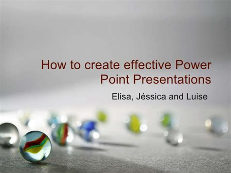 how to create doodle presentation how to create an effective ppt presentation