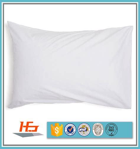 Discount Pillow Cases by Bulk 100 Cotton White Pillow Cases Wholesale White