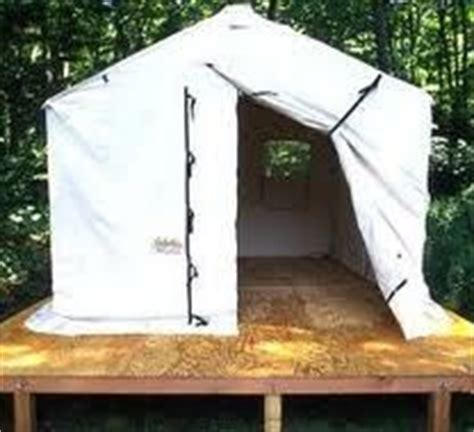 building a tent platform 1000 images about canvas tent project on pinterest