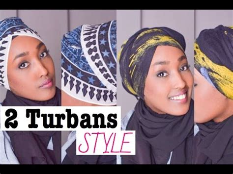 tutorial turban youtube how to tie a turban 2 styles youtube